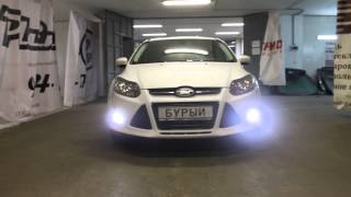 OSRAM LEDRIVING FOG101 FORD FOCUS