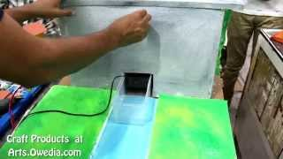 getlinkyoutube.com-Water Dam Project Working Science Craft Model