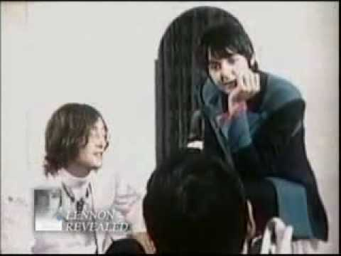 Beatles VERY RARE Interview - 1968 - John and Paul Discuss Their Careers
