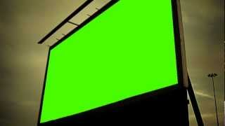 getlinkyoutube.com-Green Screen Billboard Spooky