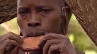 getlinkyoutube.com-Lip plates of suri women - Tribe - BBC