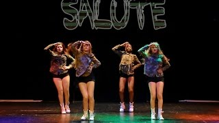 getlinkyoutube.com-Little Mix Tribute - Salute Choreography