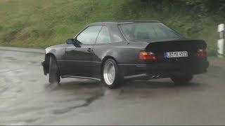 getlinkyoutube.com-AMG Hammer Sideways In The Rain !! (And a Factory Tour) - /CHRIS HARRIS ON CARS