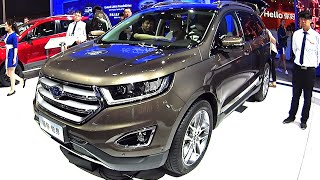 getlinkyoutube.com-Officially New Ford Edge 2016, 2017 this is the new Ford Edge 2016, 2017 SUV