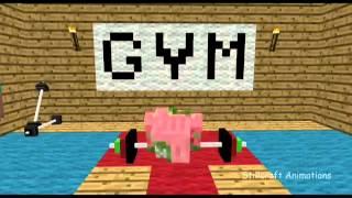 getlinkyoutube.com-หนัง Minecraft โรงเรียน มอสเตอร์ (พากษ์ไทย)