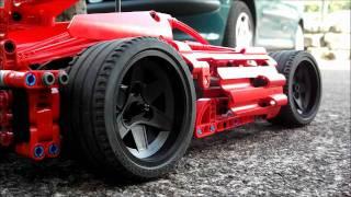 getlinkyoutube.com-Lego Technic Red Predator by Cypr-21