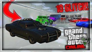 getlinkyoutube.com-TOP 10 GLITCH ! GTA 5 ONLINE 1.36 !