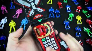 getlinkyoutube.com-Power Rangers Legendary Morpher and Gokaiger Mobirates Comparison!