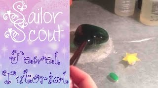 getlinkyoutube.com-How to Resin Cast (Making Sailor Scout Jewels)