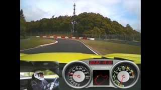 Mercedes EV Nürburgring lap