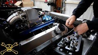 Turbo Down Pipe Custom Fabrication