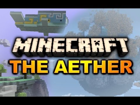 Minecraft: Silver Dungeon Win / Fail? (Aether Mod Adventure - Ep. 12)
