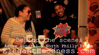 A.D.THE GENERAL INTERVIEWS NORTH PHILLY BROWN