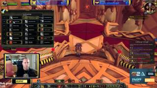 getlinkyoutube.com-Swifty Fury Warrior Legion Artifact Weapon pvp