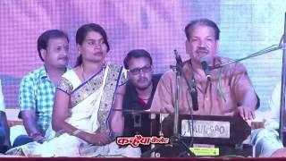 getlinkyoutube.com-Talbehat Mela Mahotsav 2016 / Bundeli Songs / Me To Chanda Jaisi Naar /  Deshraj Patairiya & Saviya