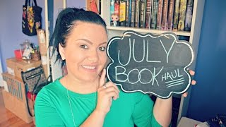 getlinkyoutube.com-July Book Haul | 2015