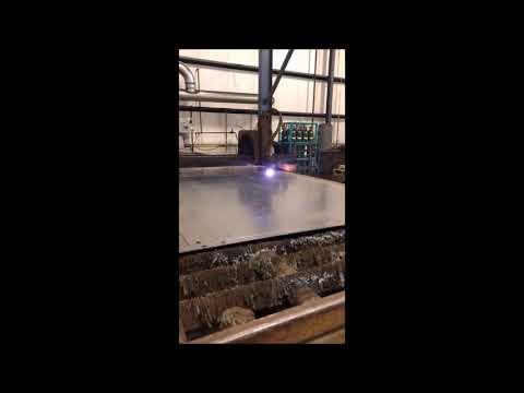 2006 AKS Accu Kut P0620, Burning-Plasma-Table Ref # 7796943