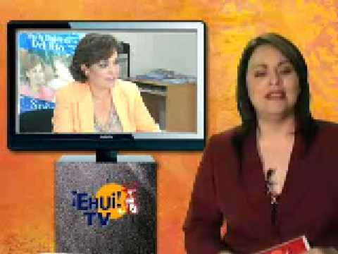 NOTICIERO EHUI TV LUNES 05 ENERO 2009