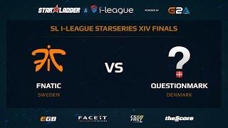 getlinkyoutube.com-Fnatic vs. QuestionMark (SL i-League StarSeries XIV LAN FINALS)