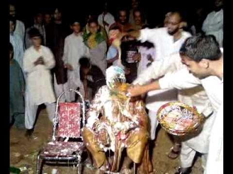 QASIM SADAQ BUTT`S MEHNDI CEREMONY.16-10-2008, Ch Zulfiqar Ali Zulfi ...