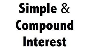 getlinkyoutube.com-Simple & Compound Interest tricks - IBPS SBI Bank PO SSC CGL CHSL
