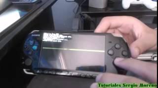 getlinkyoutube.com-Hackear cualquier PSP version 6.61 con PRO-C sin ningun riesgo, facil y rapido |