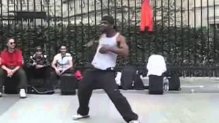 getlinkyoutube.com-Dance lucu mirip robot