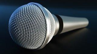getlinkyoutube.com-Blender Modeling Exercise - Microphone