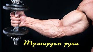 getlinkyoutube.com-Тренировка рук на массу
