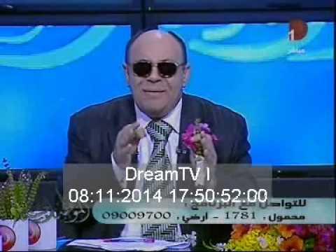 الدكتور مبروك عطية يرفض أن يجيب على متصل والسبب !!