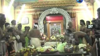 செல்வச்சன்நிதி முருகன் கோயில் கொடியேற்றத் திருவிழா 26.08.2014