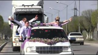 getlinkyoutube.com-Самый лучший свадебный кортеж в Капчагае