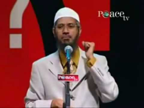 Dr.Zakir Naik Reply Florida Church  Burn Quran Day on 9/11 part 2