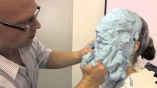 getlinkyoutube.com-How to: Take a Face Cast
