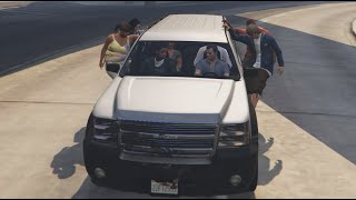 Family Friendly Free Roaming 1.8 New Features & Changes GTA V Mod