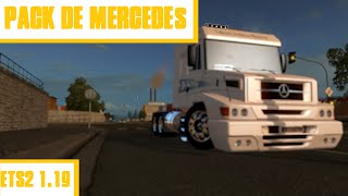 getlinkyoutube.com-Pack de Mercedes Ets2 1.19