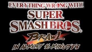 getlinkyoutube.com-Everything Wrong With Super Smash Bros. Brawl in Almost 16 Minutes (feat. Stargmr)