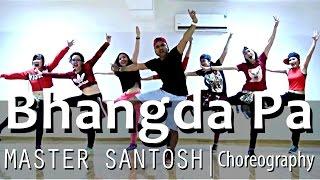 getlinkyoutube.com-Bhangda Pa | A Flying Jatt | Tiger Shroff & Jacqueline Fernandez | by Master Santosh @ Vietnam