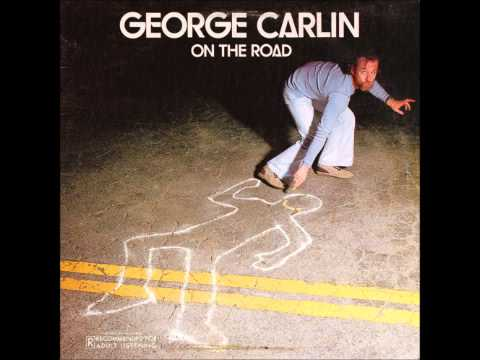 George Carlin - On The Road
