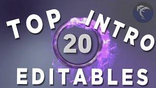 getlinkyoutube.com-TOP 20 Intro Template / Editable Sin Texto Para Cualquier Programa   DESCARGA   JUNIOR