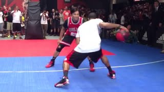 getlinkyoutube.com-Best of Derrick Rose playing 1-on-1 - Sick Moves!