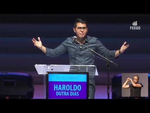 Haroldo Dutra Dias - O Sentimento - O Pensamento - A Ação na Edificação do Amor