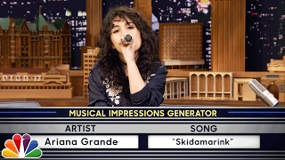 getlinkyoutube.com-Wheel of Musical Impressions with Alessia Cara