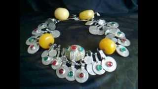 "getlinkyoutube.com-حجر الكهرمان ""اللوبان' و المرجان / Bijouterie / Jewelry"