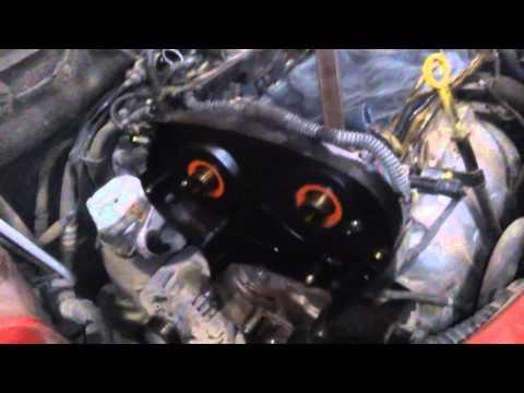 Opel Astra H - замена фазорегуляторов