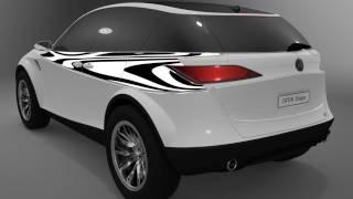 CATIA V6 | CATIA Icem for Class A Surfacing | Automotive Concept to Class A | Surface Refinement