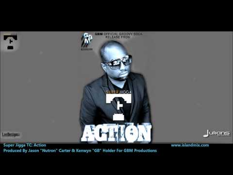 New Super Jigga TC : ((( ACTION ))) [2012 Trinidad Soca][Produced By GBM Productions]