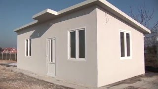 getlinkyoutube.com-Foam concrete house (Penobeton WBA)
