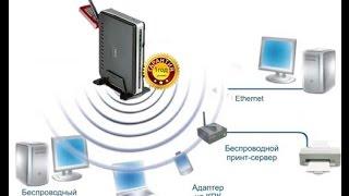 Как настроить локальную сеть через Wi-Fi роутер