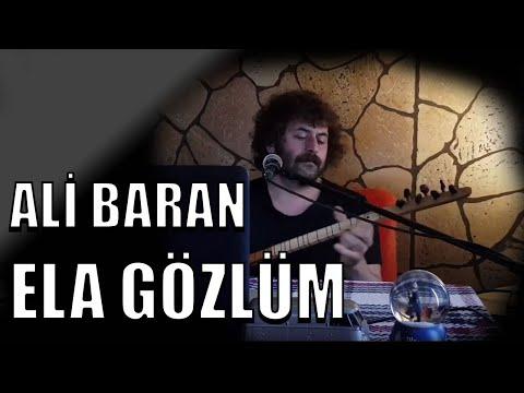 Ali Baran - Ela Gözlüm ( Official Video) #fikrisahne #alibaran #cover 2020